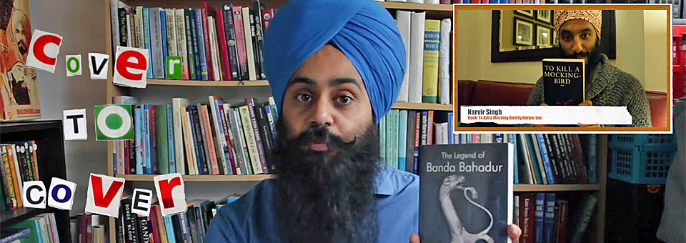 Cover to Cover – The Legend of Banda Bahadur