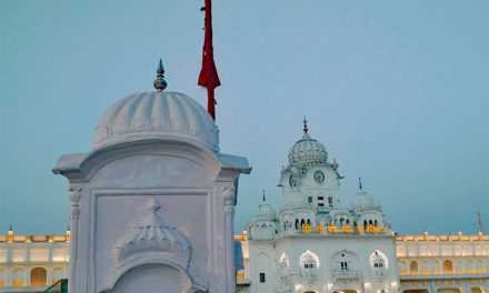 Darbar Sahib is still under attack