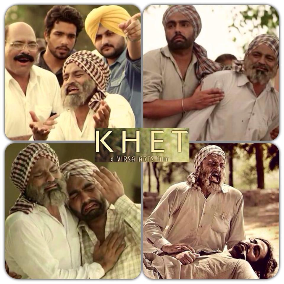 Ammy Virk's 'Khet'