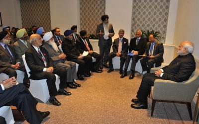 Myopic meeting with Modi