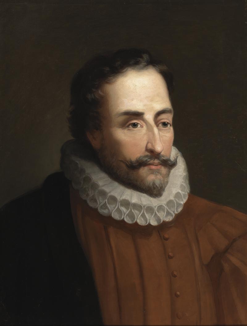 ਸਪੇਨ ਦੇਸ਼ ਦਾ ਨਾਵਲਕਾਰ Cervantes