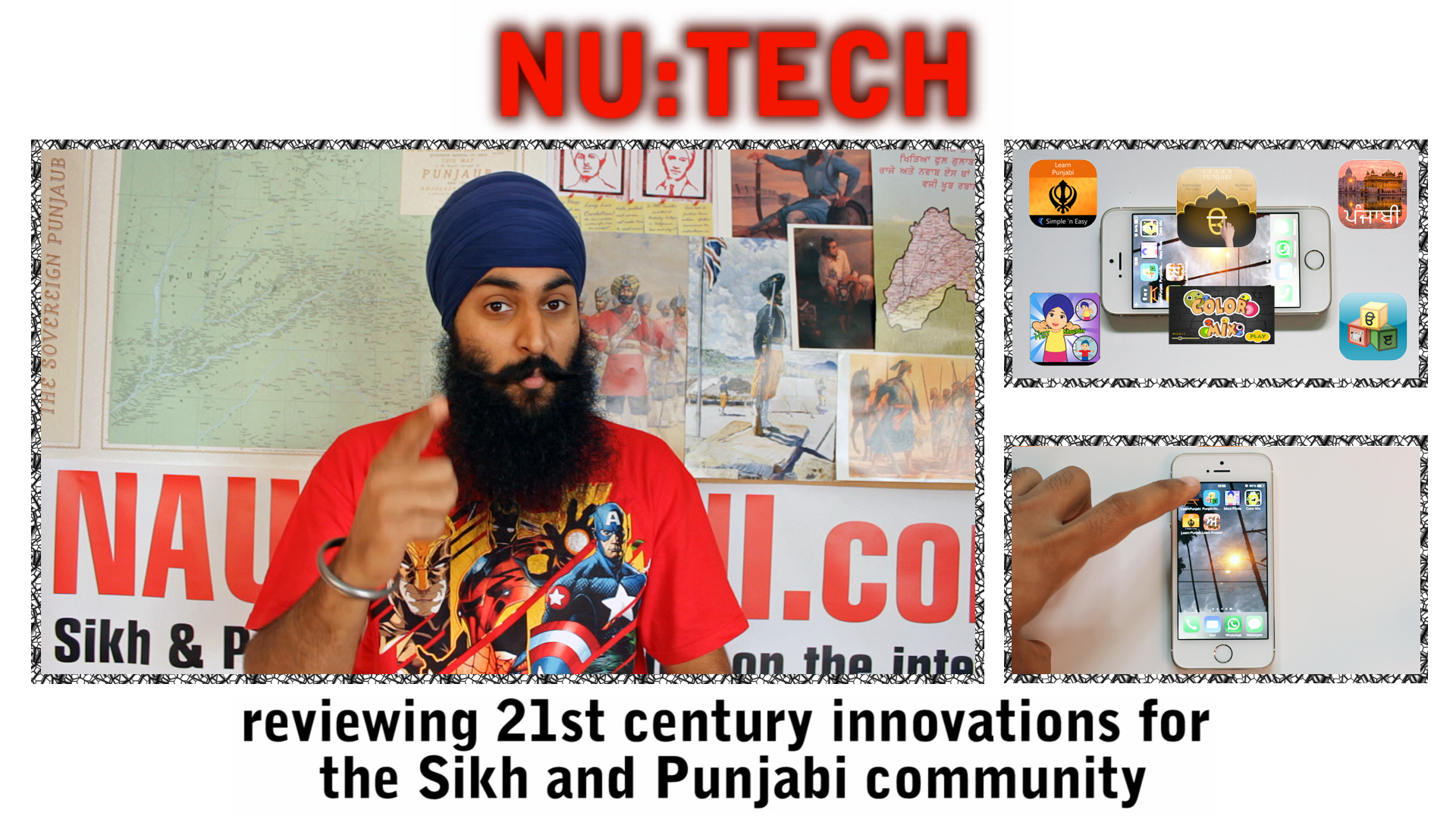 NU:Tech – Punjabi learning apps and sites