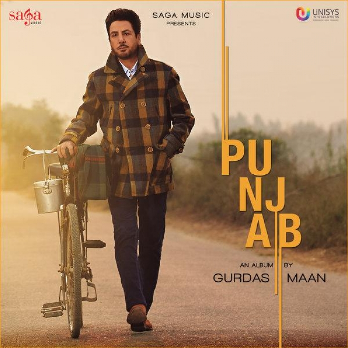 Something is missing from Gurdas Maan's 'Punjab'