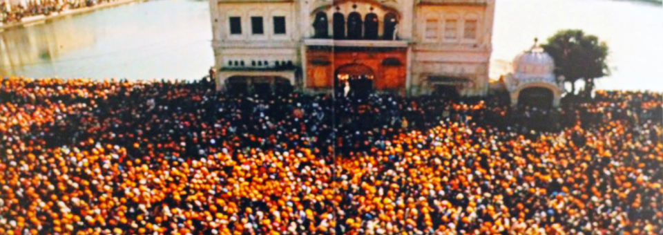The true meaning of Vaisakhi