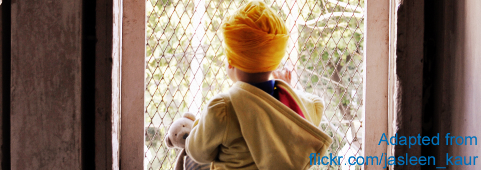 Being 5 and being Sikh