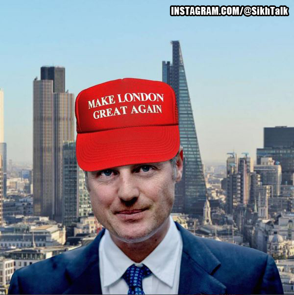 Refuting London Mayoral candidate's divide and conquer tactics