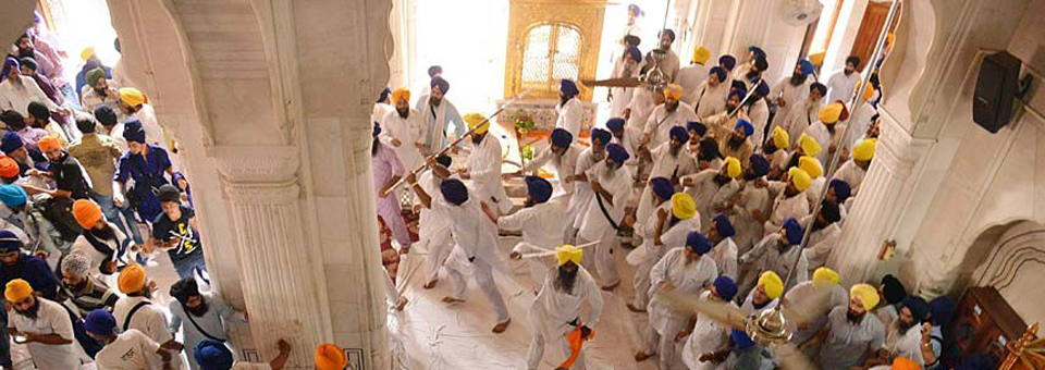 We need to talk about Gurdwara fights