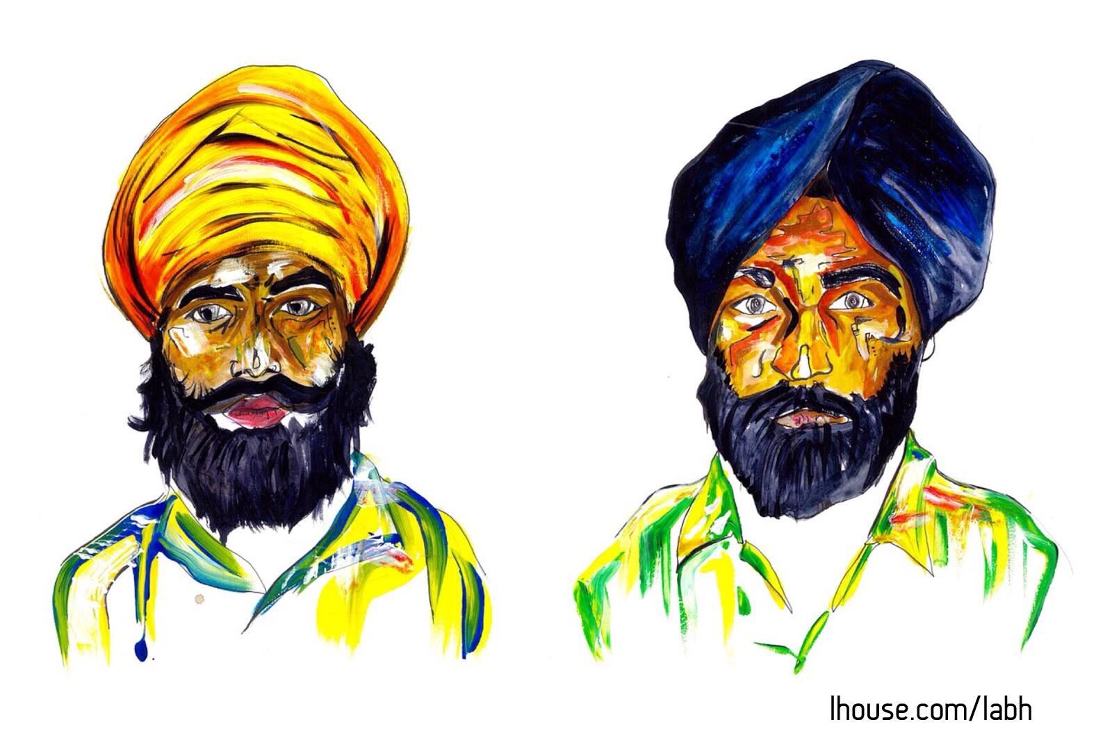 'LABH' by Rattanamol Singh