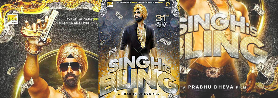 Now a Singh is bling?
